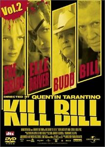 Kill-Bill-Uma-Thurman-Dvd-Japon-Twinpack-Samurai-region-2-F-s-con-seguimiento-Japon