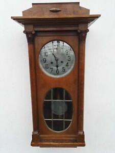 Pendulum Wall Clock Regulator With Gong