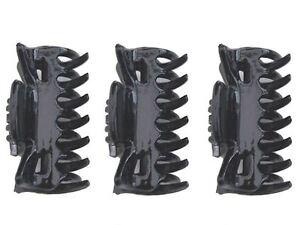 4cm-Black-Hair-Claw-Clips-Clamps-Hair-Accessories
