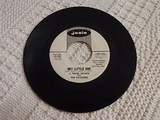 J FRANK WILSON AND THE CAVALIERS HEY LITTLE ONE/SPEAK TO ME JOSIE 926 PROMO