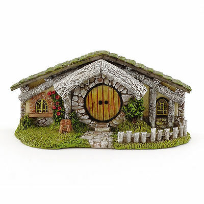 Oak Alley Hidden Home TO 4538 Miniature Fairy Garden  Shire Hobbit