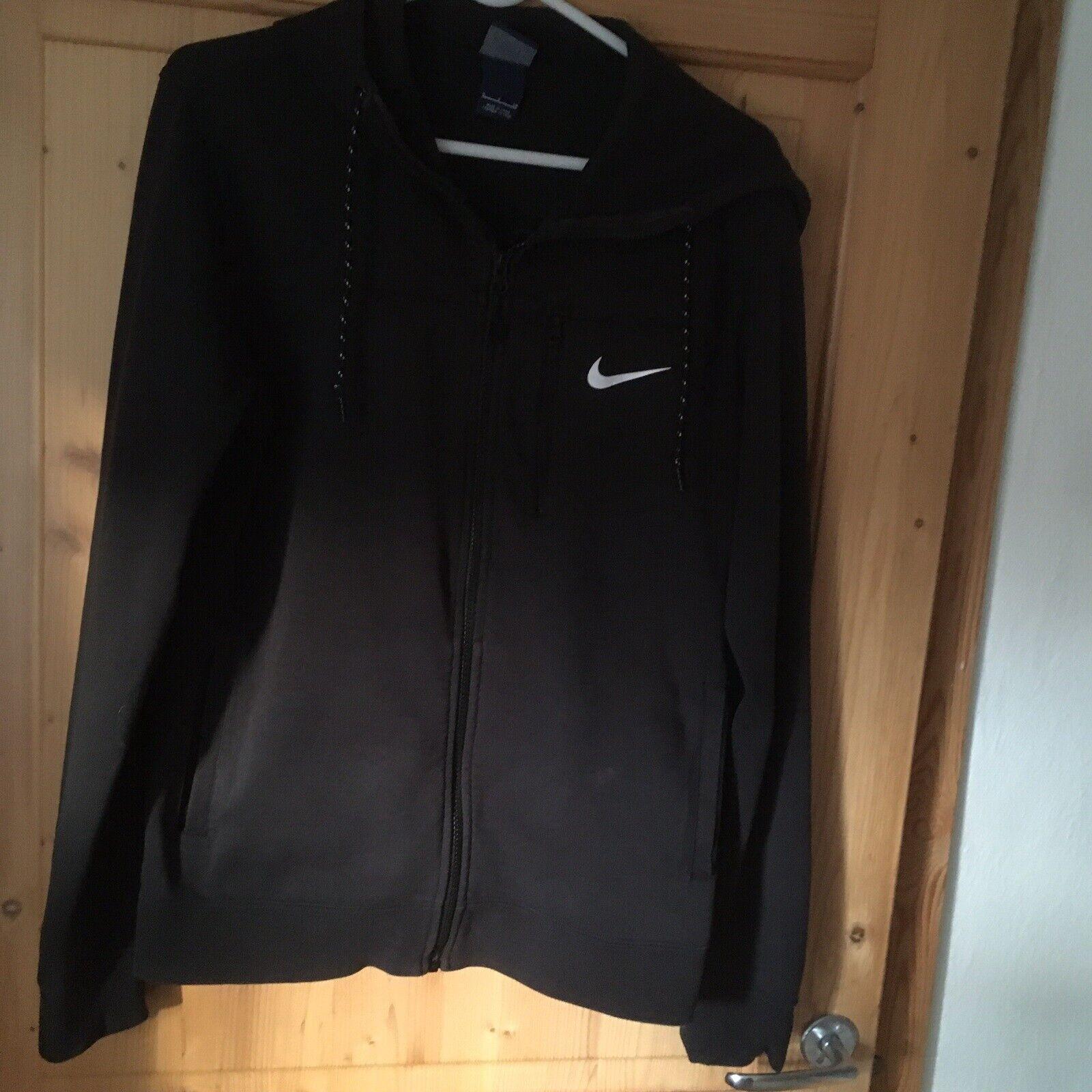 Trøje, Hættetrøje med lynlås, Nike