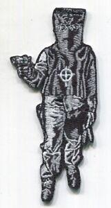 Détails sur Zodiac Killer BRODÉ PATCH,Livraison gratuite!, afficher le  titre d\u0027origine