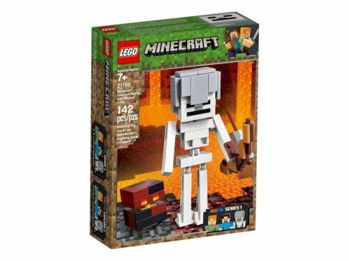 LEGO® Minecraft™ 21150 BigFig Skelett mit Magmawürfel NEU NEW OVP MISB