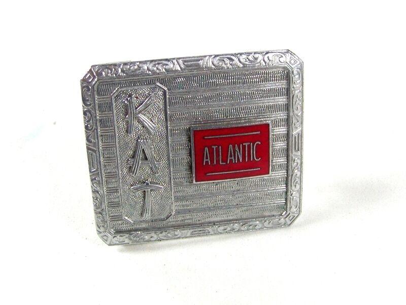 Deko KAT Atlantic Atlantic Atlantic Öl Gürtelschnalle von Haken Schnell Pat Kein 1481911 52416   Export  15bae3