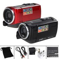 "HD 720P 16MP Digital Photo Video Camcorder Camera DV DVR 2.7"" TFT LCD 16x Zoom"