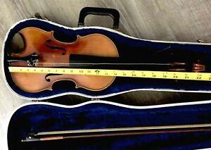 Karl Beck Handmade Copy A Stradivarius Faciebat Anno 1713