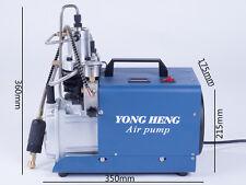 220V 30Mpa Electric Compressor Pump PCP Electric Air Pump  High Pressure