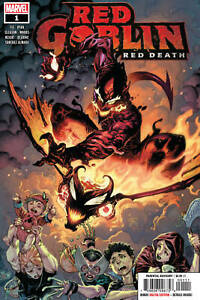 Red-Goblin-Red-Death-1-Main-Cover-Marvel-Comics-1st-Print-2019-unread-NM