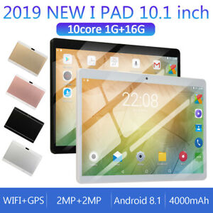 10-1-034-7-034-Tablet-Android-8-1-1G-16GB-Ten-Octa-Core-Dual-SIM-amp-Camera-3G-Wifi-PC