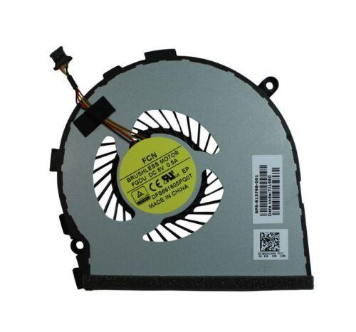 HP Envy 17-n151sa 17-n152na 17-n152sa 17-N153NR 17-n170nz 17-n171nz Laptop Fan