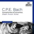 Sinfonien & Konzerte von Goebel,Richter,Pinnock (2014)