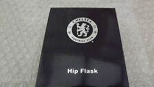 CHELSEA HIP FLASK 5oz  STAINLESS STEEL