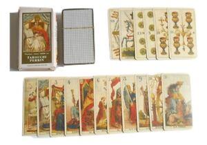 Tarocchi-Perrin-Mazzo-78-Carte-Tarot-Cards-Peruzzo