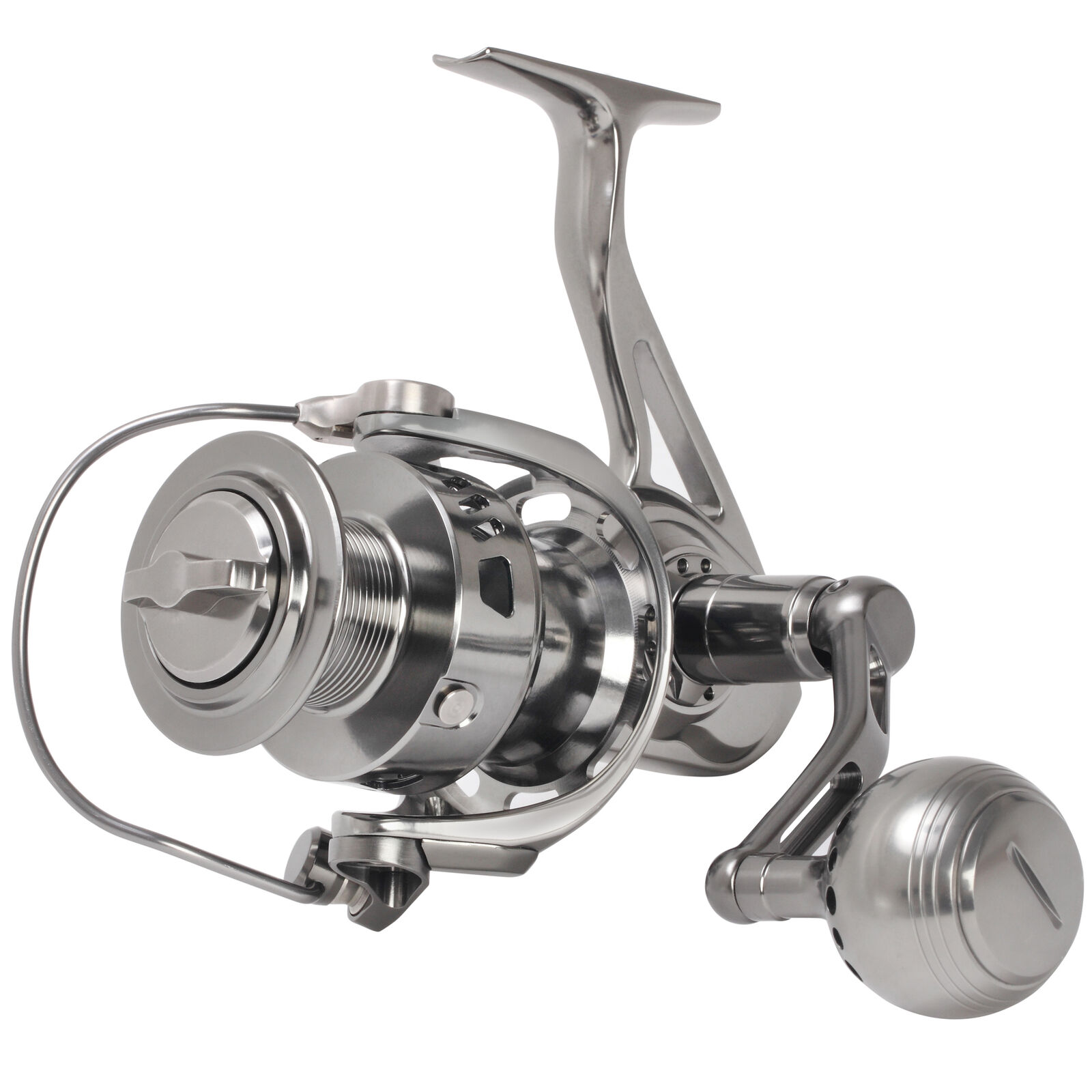CNC MA NED  POWERFUL FULL METAL SPINNING FISHING REEL 20KG 44LB DRAG  store sale outlet