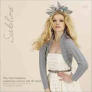 The-Third-Sublime-Cashmere-Merino-Silk-DK-Book-645-SALE