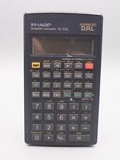 Sharp EL-531L Scientific Calculator