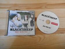CD Pop Black Sheep - Here With You (1 Song) MCD ROADRUNNER Hanni & Nanni