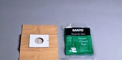 5pk Sanyo Vacuum Cleaner Bags Sc-p8a #132312371