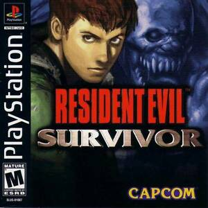 Resident-Evil-Survivor-PS1-Great-Condition-Fast-Shipping