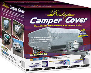 PRESTIGE CAMPER TRAILER COVER - 10ft TO 12ft (3.1m to 3.7m) - CCT12