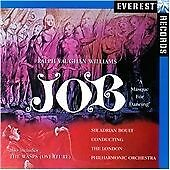 Ralph Vaughan Williams: Job/The Wasps (Overture)  CD NEW