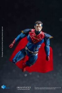 """HIYA Toys DC Heroes Injustice 2:Batman 1:18 Scale 4/"""" inch Acton Figure in stock"""