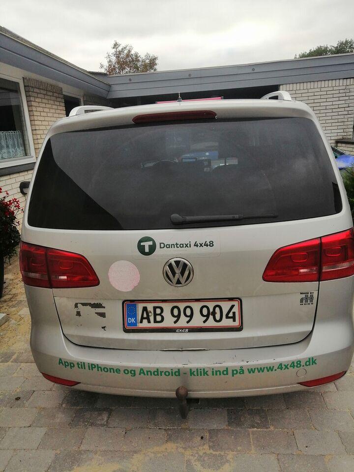 VW Touran, 2,0 TDi 177 Highline DSG, Diesel