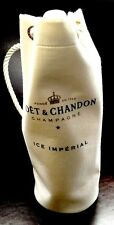 MOET CHANDON CHAMPAGNE ICE IMPERIAL MAGNUM  ICE JACKET BOTTLE COOLER NEW UNUSED