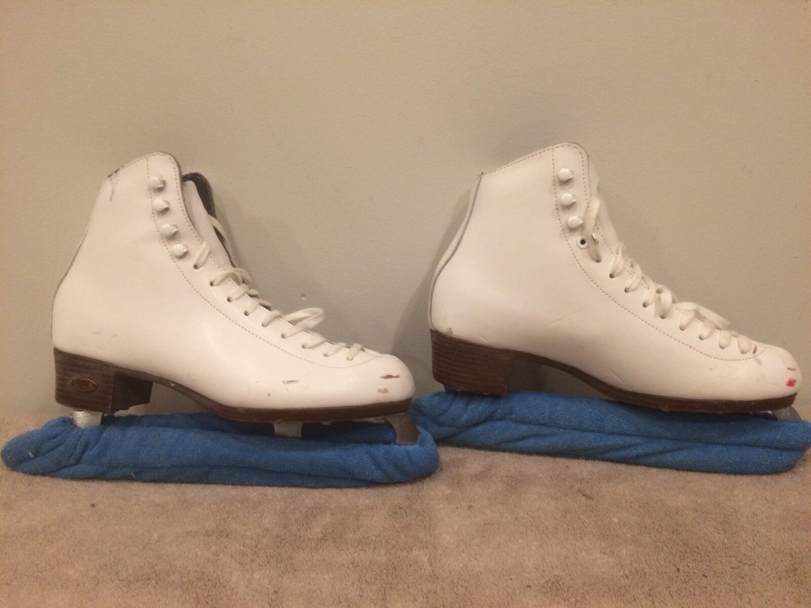 Riedell Size 5 1 2 Model 112W  Ice S s Great Condition Womens Ladies Girls 5.5  low prices