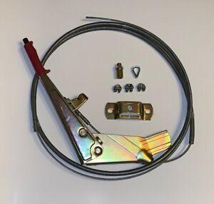 Alko-Handbremshebel-mit-Bowdenzug-Umsteckbremse-Seilzugbremse-2300-mm-3800-mm