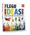 The LEGO Ideas Book: You Can Build Anything! by Daniel Lipkowitz, DK (Hardback, 2011)