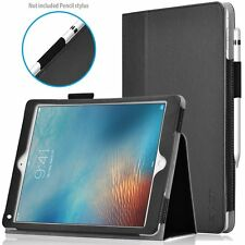 Exact Pro Slim-Fit PU Leather PRO Series Folio Case Cover for Apple iPad Pro 9.7
