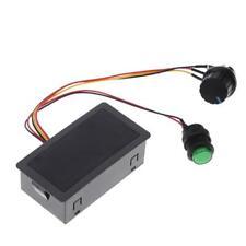 Dc 6 30v Motor Speed Controller With 12v 24v 8a Pwm Digital Display Amp Switch