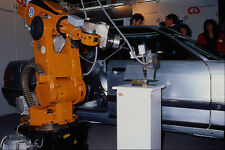 517000 Hannover industriale commercio equo ROBOT A4 FOTO STAMPA