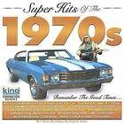 Super Hits of the 1970's [King] by Various Artists (CD, Aug-2004, King)