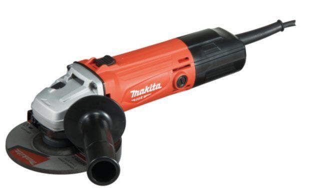 Makita Winkelschleifer M9503R 570 Watt (Nachfolger von MT963) M 9503 R
