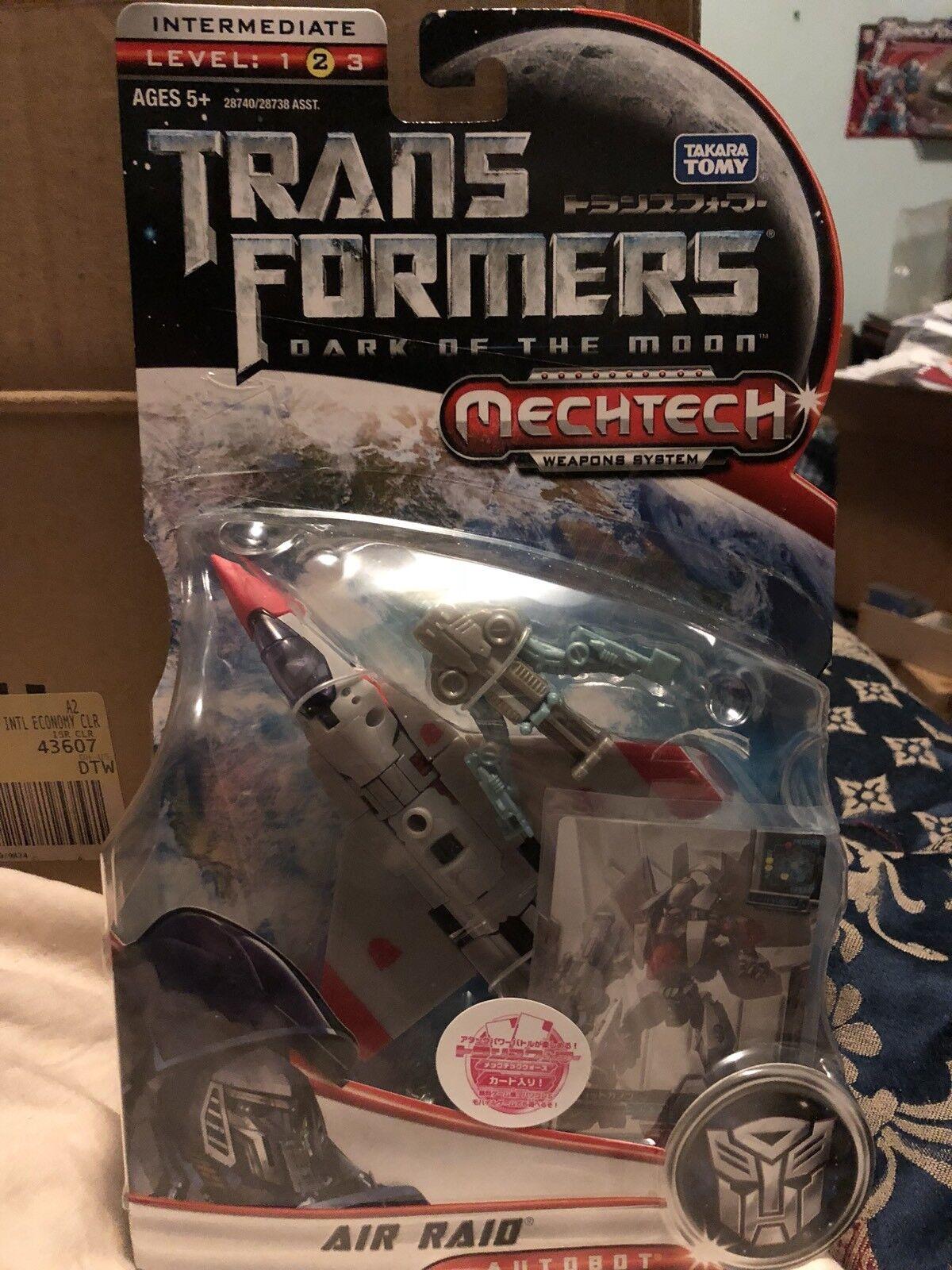 Transformers Dotm DA-12 RAID del aire versión japonesa MOC
