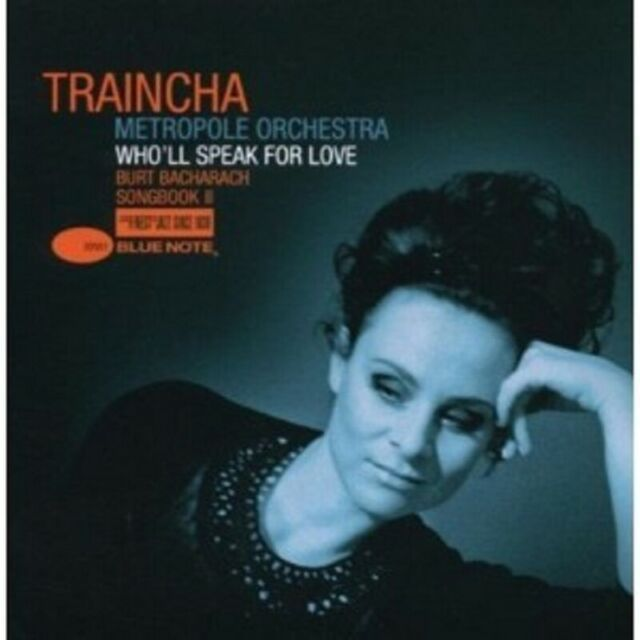 TRAINCHA - WHO'LL SPEAK FOR LOVE  CD 15 TRACKS MODERN MAINSTREAM JAZZ/SWING NEU