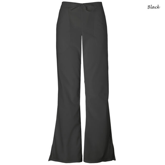 ef5bcbbc5be Cherokee Workwear XL 4101p BLKW Black Petite Scrub Pants for sale ...