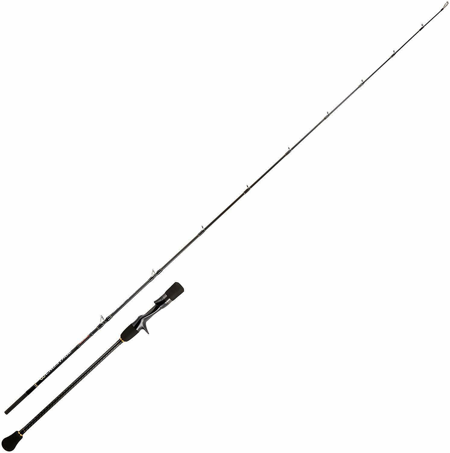 Major Craft CROSTAGE SLOW JIGGING CRXJB635SJ Saltwater Rod New 6'3 JAPAN NEW