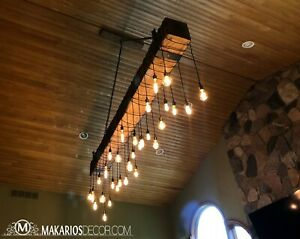Details About Rustic Country Lighting Cottage Ideas Mountain Style Cabin
