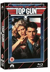 Top-Gun-Blu-ray-Limited-Edition-VHS-Range-UK-Exclusive-Poster-amp-2-Cards