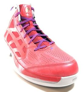 online retailer bab95 54bbc Details about Adidas Crazy Shadow Men's Basketball'' Red/blue/alumin''  Shoes , Size 10