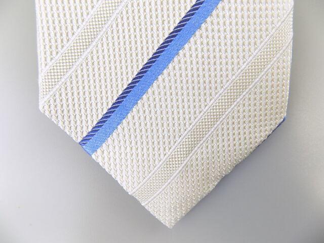 $124 COUNTESS MARA MEN PINK BLUE PAISLEY SILK NECK TIE SKINNY NECKTIE 57x3.25