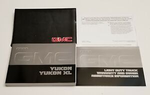 2003 gmc yukon xl owners manual denali slt sle 4x4 2wd 6 0l 5 3l 4 8 rh ebay com 2002 GMC Yukon Denali Interior 2003 yukon denali owners manual download