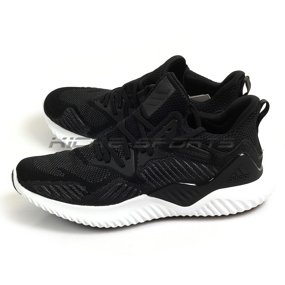 Adidas Alphabounce Beyond M Black/White Sportstyle Running Shoes 2018 AC8273