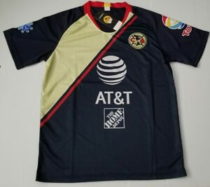 efed918b8 Image is loading Club-America-Away-Soccer-Jersey-Futbol-Mexico-Liga-