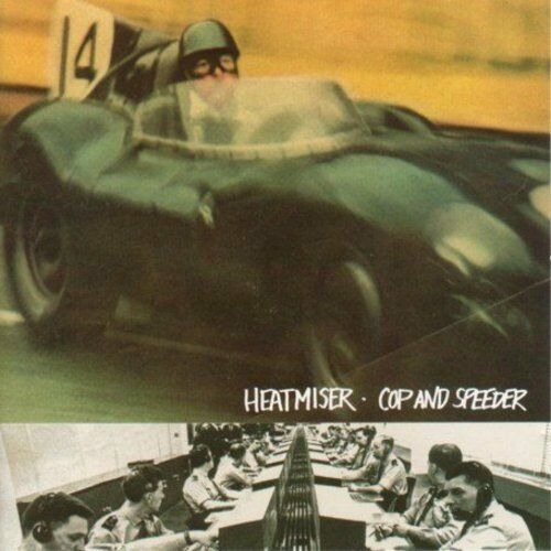 Heatmiser - Cop & Speeder [New CD]