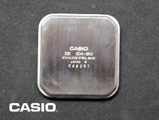 VINTAGE TAPA (CASE BACK)  CASIO FOR CASIO CA-90 NOS